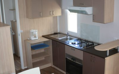 mobil home 4 pers int